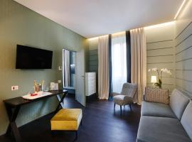 Stendhal Luxury Suites, hotel near Barberini Metro Station, Rome