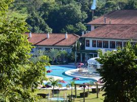 Villa di Mantova Resort Hotel, hotel perto de Estádio Municipal Leonardo Barbieri, Águas de Lindoia