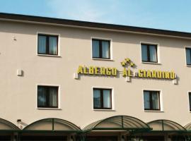 Hotel Al Giardino, hotell i Treviso