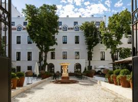 Palacio de los Duques Gran Meliá - The Leading Hotels of the World, hotel 5 estrellas en Madrid