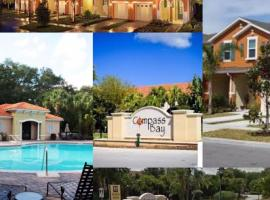 Compass Bay Orlando, pet-friendly hotel in Kissimmee