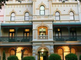 Avonmore On The Park Boutique Hotel, hotel near Randwick Racecourse, Sydney