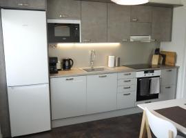Apartment Skylights, huoneisto Rovaniemellä