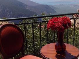 Apollonia Hotel, hotel in Delphi