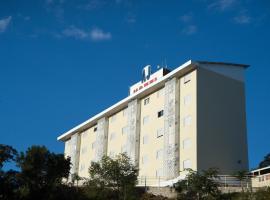 AJ Hotel Chapecó, hotel em Chapecó