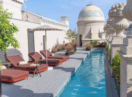Casagrand Luxury Suites, casa per le vacanze a Barcellona