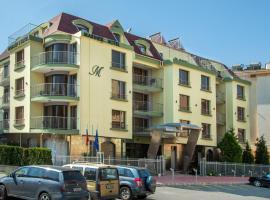 Mariner's Hotel, отель в городе Солнечный Берег