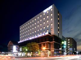 ベッセルイン 滋賀守山駅前、守山市のホテル