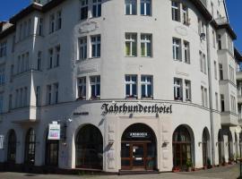 Jahrhunderthotel Leipzig, boutique hotel in Leipzig