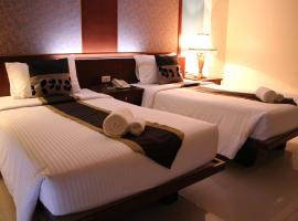 Convenient Grand Hotel, accessible hotel in Lat Krabang