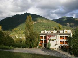 Hotel de Montaña El Mirador, hotel en Broto