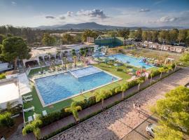 Camping Valencia - Bungalows, vakantiepark in Puzol