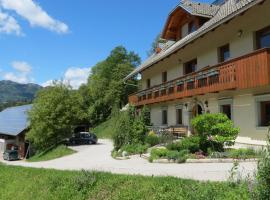 Tourist farm Mulej, farm stay in Bled