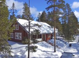 Villa Kyyhkynen, loma-asunto Rovaniemellä