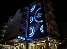 Asli Hotel, отель в Мармарисе
