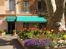 Hotel De Provence、ディーニュ・レ・バンのホテル