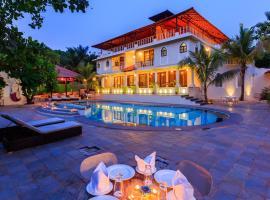 Amritara Aura Spa Retreat Goa, spa hotel in Mandrem