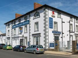 Lord Nelson, inn in Milford Haven