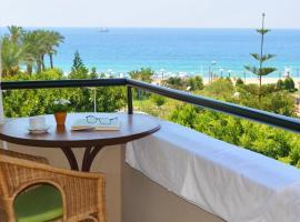 Kleopatra Carina Hotel, отель в городе Аланья