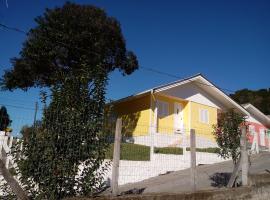 Casa Amarela, vacation home in Canela