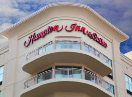 Hampton Inn & Suites - Roanoke-Downtown, VA, hotel in Roanoke
