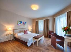 Hotel Neufeld, hotel in Zurich