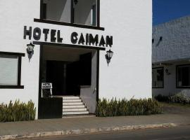 Hotel Caiman, hotel in Divinópolis