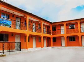 Hotel Sierra Azul, hotel in Creel