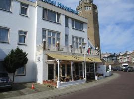 Hotel Hoogland Zandvoort aan Zee, hotel in Zandvoort