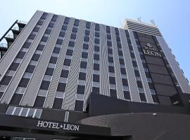 Hotel Leon Hamamatsu, hotel in Hamamatsu