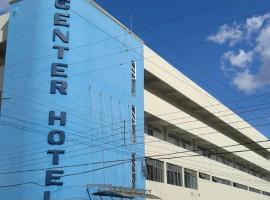 Center Hotel, hotel in Picos