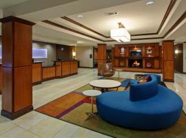 Fairfield Inn and Suites by Marriott El Paso, boutique hotel in El Paso