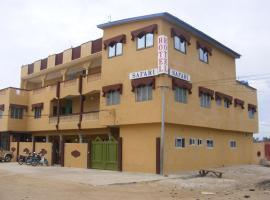 Hotel Safari, hotel in Cotonou