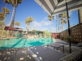 Ocean Villa Inn, B&B in San Diego