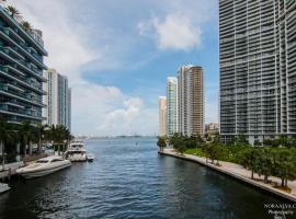 Miami Luxury Condo in Brickell! Free SPA and Gym, vacation rental in Miami