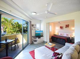 Noosa River Sandy Shores, serviced apartment in Noosaville