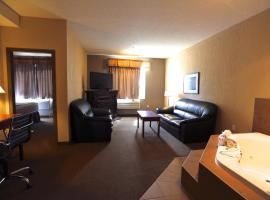 Lakeview Inns & Suites - Fort Nelson, hotel em Fort Nelson