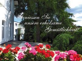 Hotel Villa Luise, hotel in Bad Rothenfelde