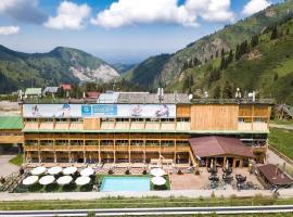 Shymbulak Resort Hotel, hotel near Medeo, Almaty
