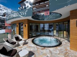 Hotel Gotthard-Zeit, hotel in Obergurgl
