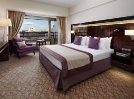 Crowne Plaza Moscow World Trade Centre, an IHG Hotel, Hotel in Moskau