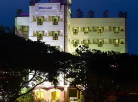 Bhasuri Inn Guruvayoor, accessible hotel in Guruvāyūr