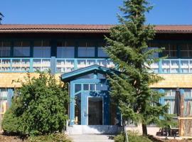 Appartementhaus Wetterloch, family hotel in Lermoos