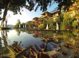 Fidanka Hotel, отель в Калкане