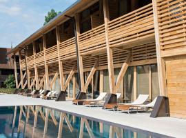 Hotel des Berges, Restaurant Gastronomique & Spa, hotel near Le Haut Koenigsbourg, Illhaeusern