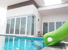 Le Leaf Pool Villa 6, hotel in Hua Hin