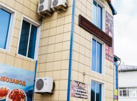 Гостиница Маракеш , отель в Томске