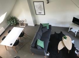 Baudelo Apartment, zelfstandige accommodatie in Gent