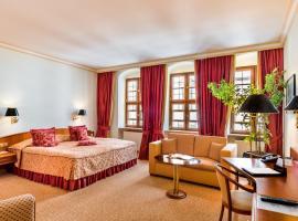 Romantik Hotel Bülow Residenz, Hotel in Dresden