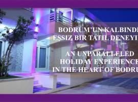 Delfi Hotel Spa & Wellness Center, hotel in Bodrum City Center, Bodrum City